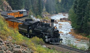 Durango & Silverton Narrow Gage Railroad