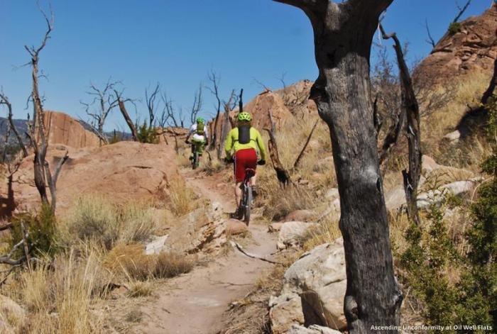 Royal Gorge Region Mountain Biking