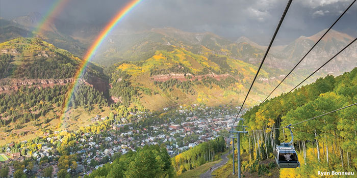 Uncover a Telluride Story