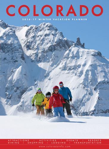 Colorado Winter Vacation Planning Coloradoinfo Com