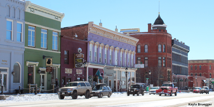 Harrison Avenue, Leadville