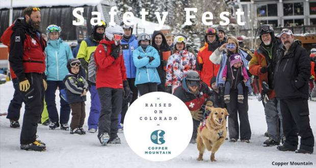 Safety Fest Copper Mountain