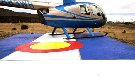 Colorado's best helicopter tours