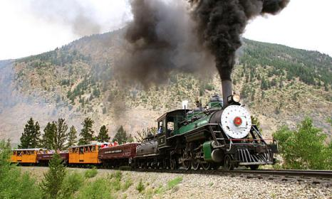 Alpenglow Adventures Train Tours