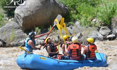 Arkansas River Rafting Trips