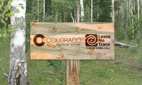 Leave No Trace Colorado
