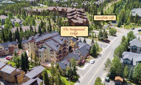 See how close our Breckenridge hotel is to the Snowflake Lift at Breckenridge Ski Resort.