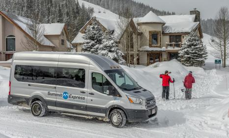 Copper Mountain Airport Transportation