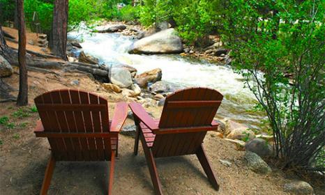 Rejuvenate at Castle Mountain Lodge