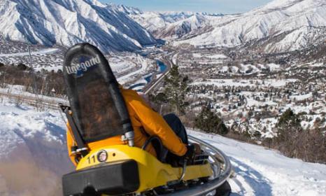 The Alpine Coaster - year-round