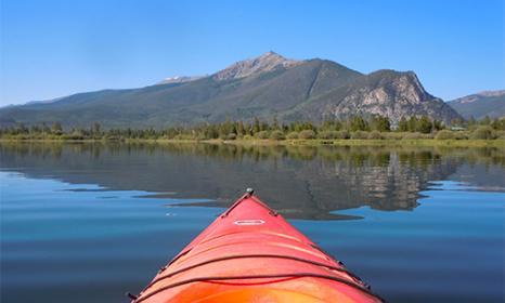 Popular Colorado Lakes