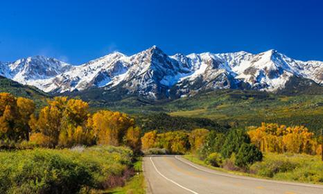 Colorado Scenic Byways