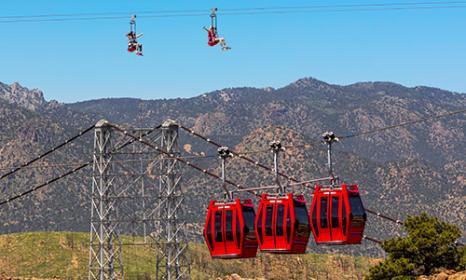 Colorado's Top Thrill Rides