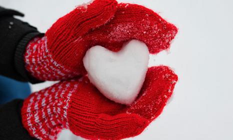 Valentine's Day in Colorado