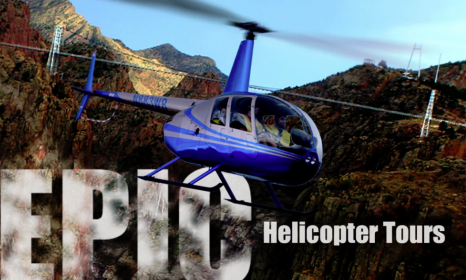 Royal Gorge Helicopter Tours