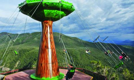 Glenwood Canyon Flyer - seasonal