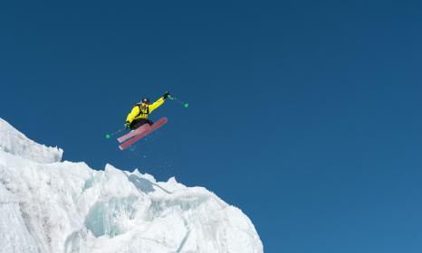Spring Ski Season in Colorado
