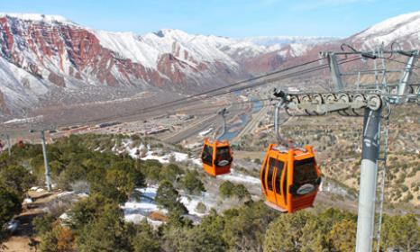 The Glenwood Gondola - all year