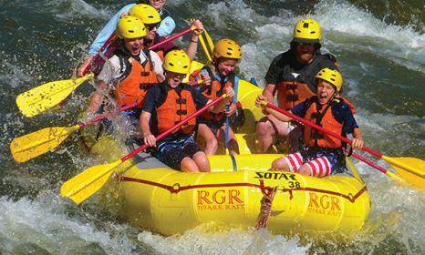 Royal Gorge Rafting & Zip Line Tours