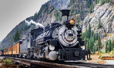 Colorado Scenic Train Rides
