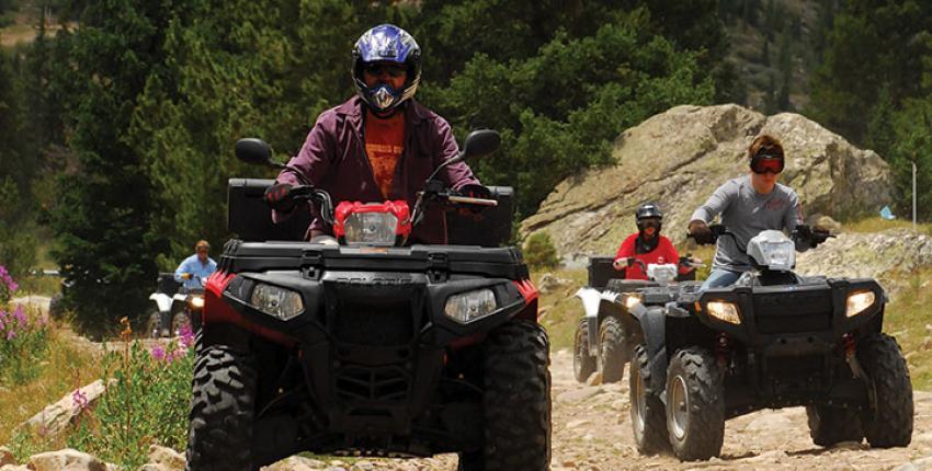 Colorado ATV Tour