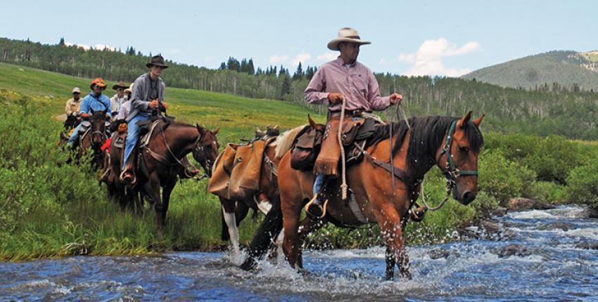 Horseback Riding Rides Amp Dude Ranches In Colorado