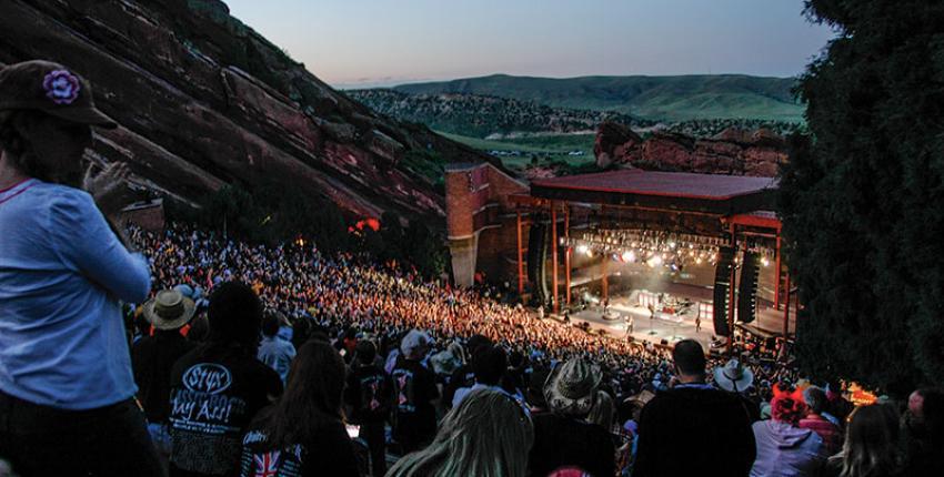 Colorado Concert Calendar Coloradoinfo Com