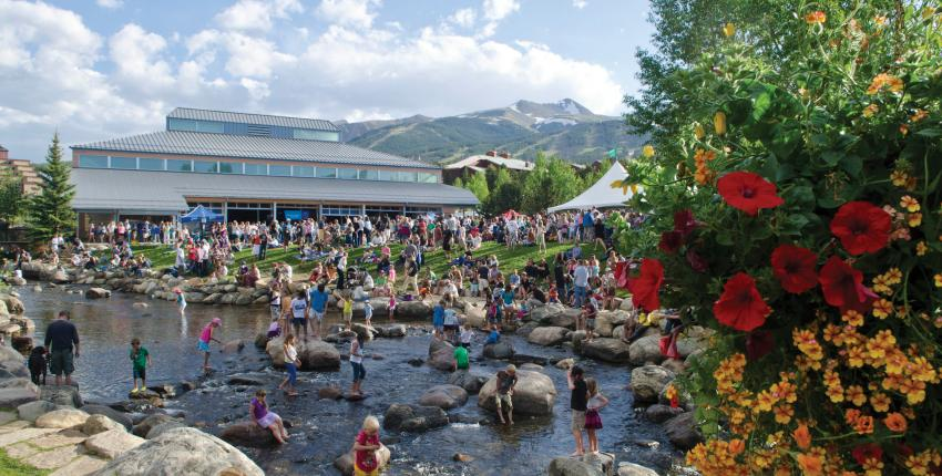 Is Breckenridge Good For Kids