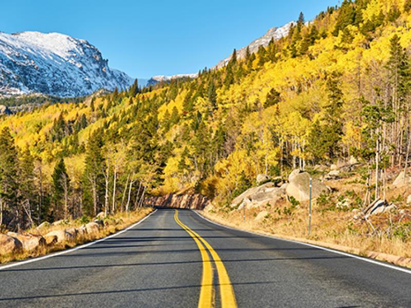 Best Colorado Fall Drives: Scenic Colorado Byways ColoradoInfo.com